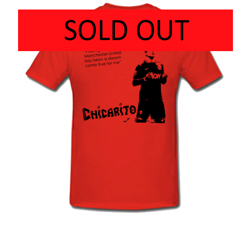 Chicharito t-shirt