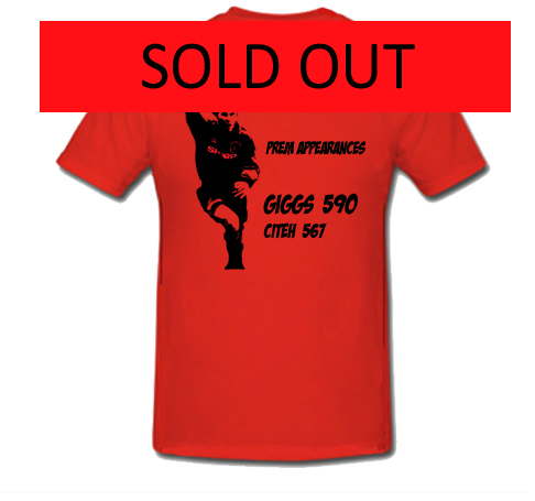 Ryan Giggs T-Shirt